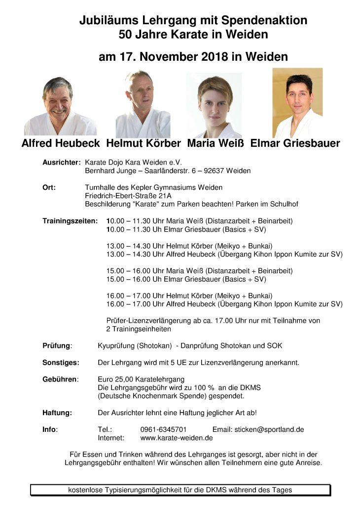 Mit Alfred Heubeck, Horst Körber, Maria Weiß und Elmar Griesbauer