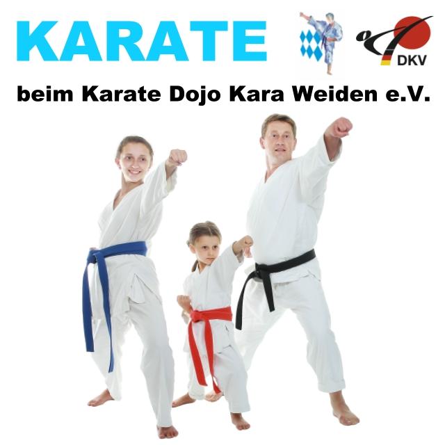 Karate Familie